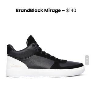 Brandblack mirage sneakers